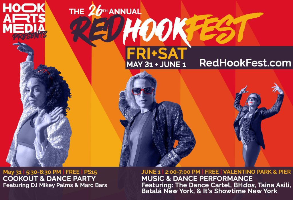HAM presents the 26th Annual Red Hook Fest