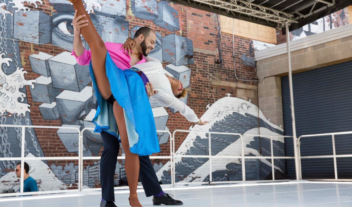 Hook Arts Media presents Red Hook Fest 2014 Godsell Dance Collective performing