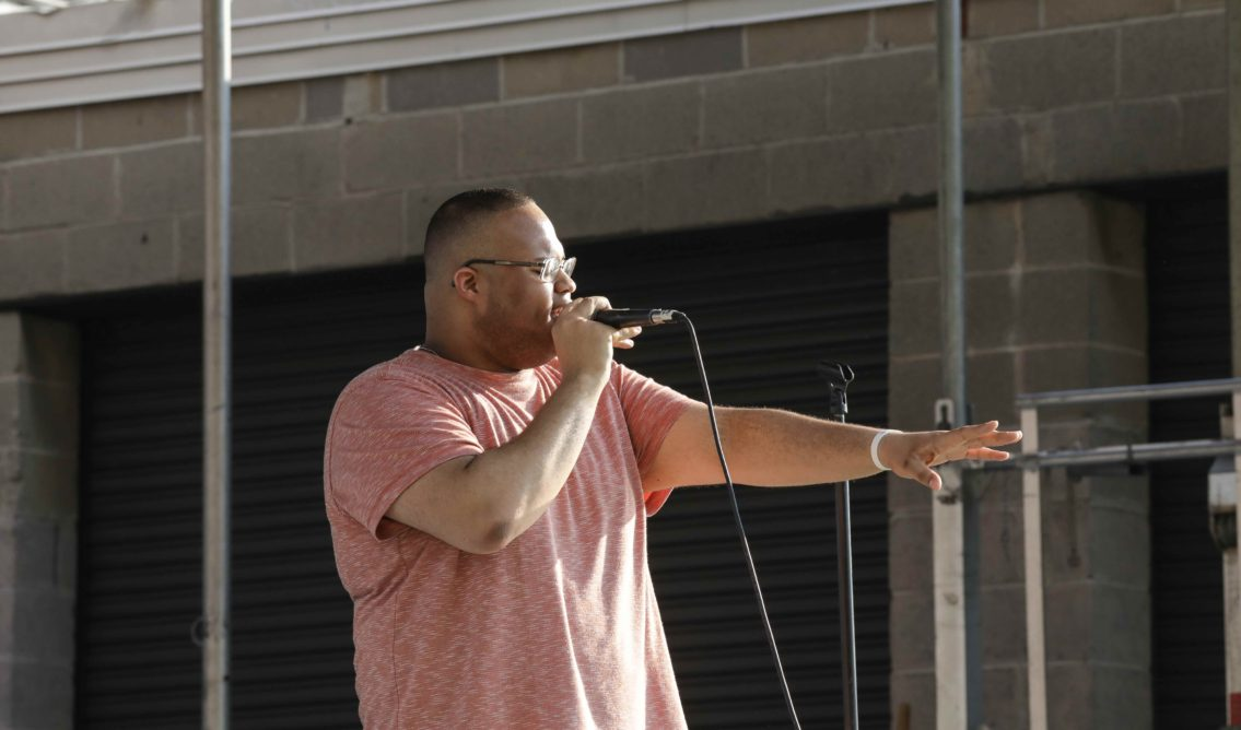 Hook Arts Media presents Red Hook Fest 2017 Mat King Cole performing