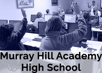 Murray Hill Academy High School is one of our school partners