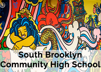 South Brooklyn Community High School is one of our school partners