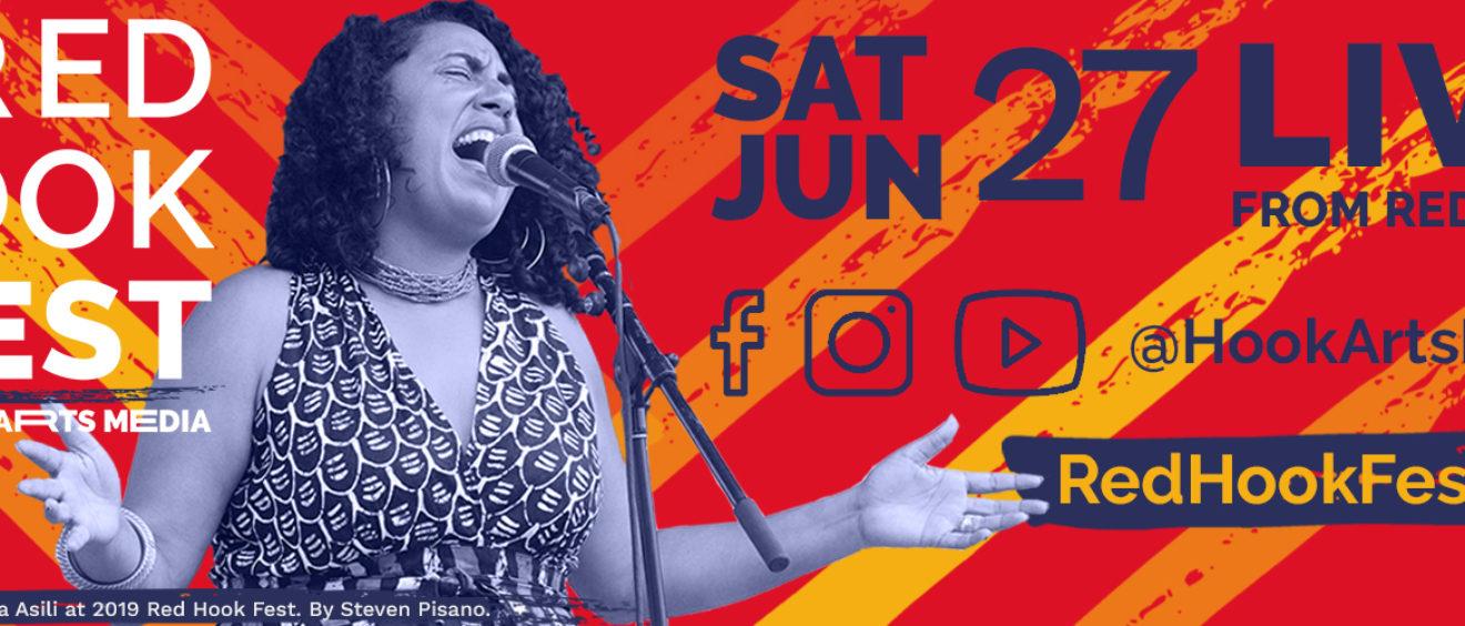 Taina Asili Headliner Digital Red Hook Fest presented by Hook Arts Media