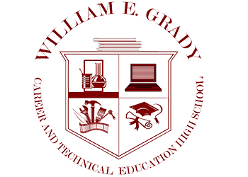 William E Grady High School is one of our school partners