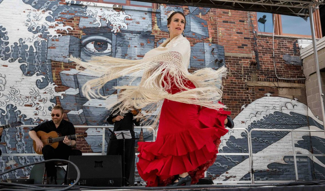 Hook Arts Media presents Red Hook Fest 2015 A Palo Seco performing