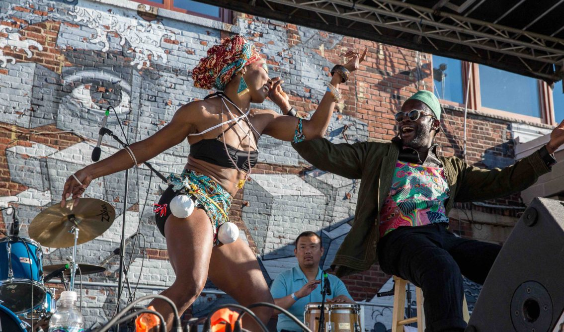 Hook Arts Media presents Red Hook Fest 2015 Chop and Quench performs