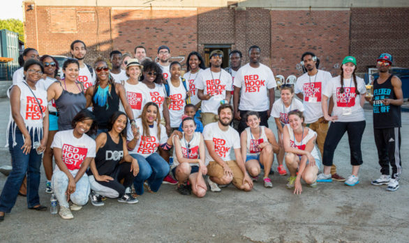Red Hook Fest Volunteers
