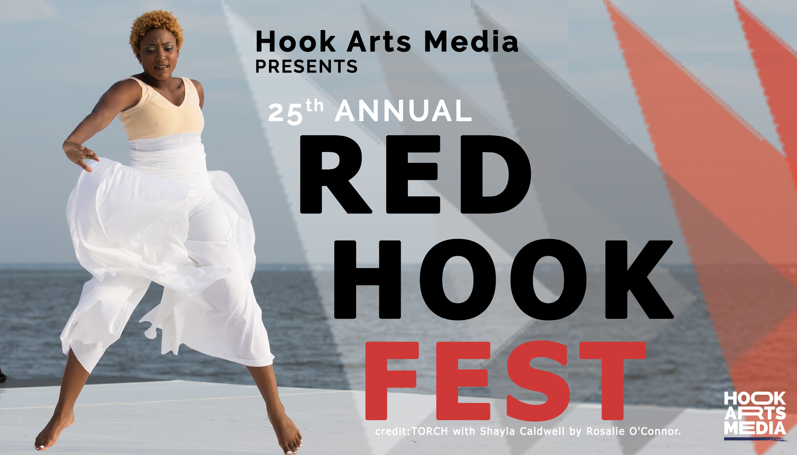 Hook Arts Media presents the 25th Annual Red Hook Fest