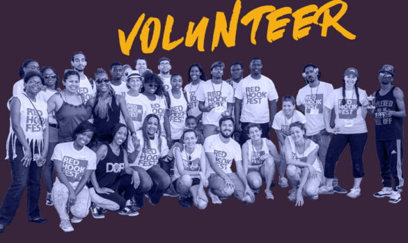 Volunteer at Red Hook Fest